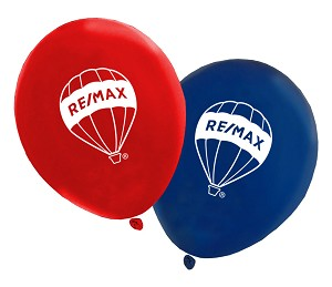 "11"" RE/MAX Balloons"