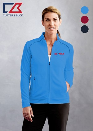 Ladies' CB DryTec Edge Full Zip