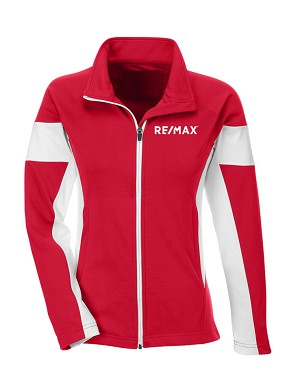 Ladies' Elite Performance Full-Zip Jacket