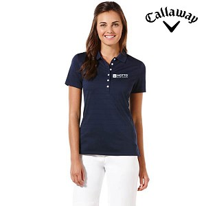 Callaway Ladies Opti-Vent Polo - MOTTO