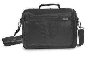 "Brookstone Slim 13"" Computer Messenger Bag"