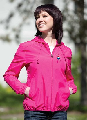 Ladies' PRO TEAM JACKET - Awareness