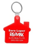 House Soft Keytag - Personalized
