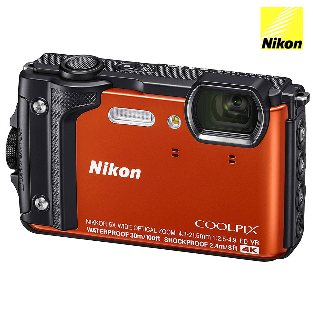 NIKON COOLPIX W300 Waterproof Digital Camera