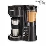 Hamilton Beach Java Blend™ Coffee Brewer/Blender