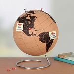 The Pinnable Globe