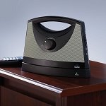The Portable Voice Clarifying TV Speaker