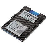 The Carbon Fiber Credit Card Wallet