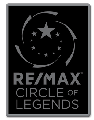 RE/MAX Circle Of Legends Pin - Black