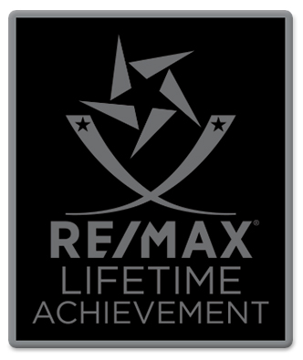 RE/MAX Lifetime Achievement Pin - Black