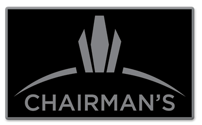 Chairman's Pin - Black