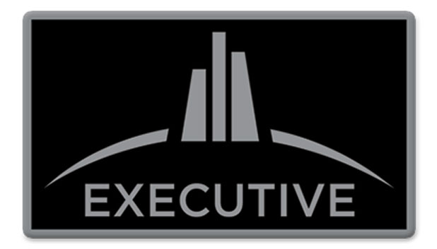 Executive Pin - Black