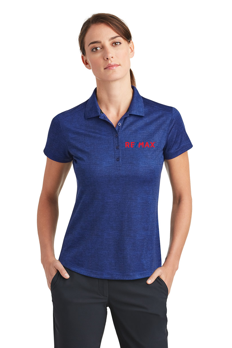 Nike Golf Ladies' Dri-FIT Crosshatch Polo