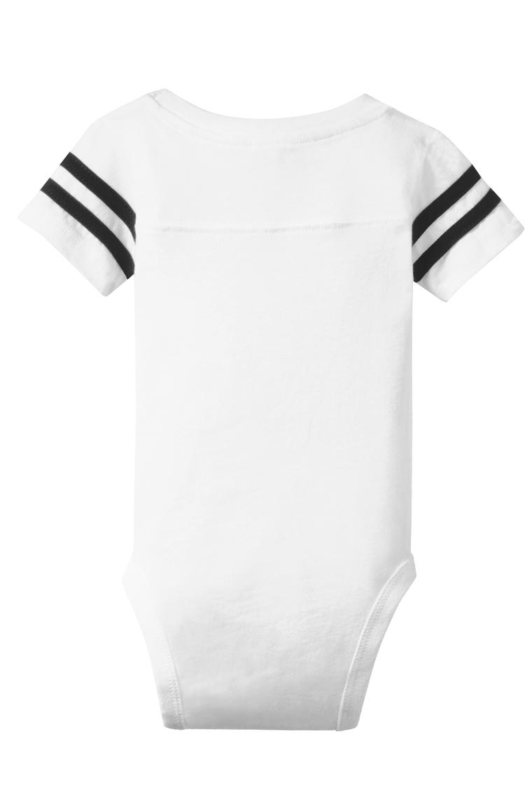 3ac92ff85cc Infant Football Fine Jersey Bodysuit