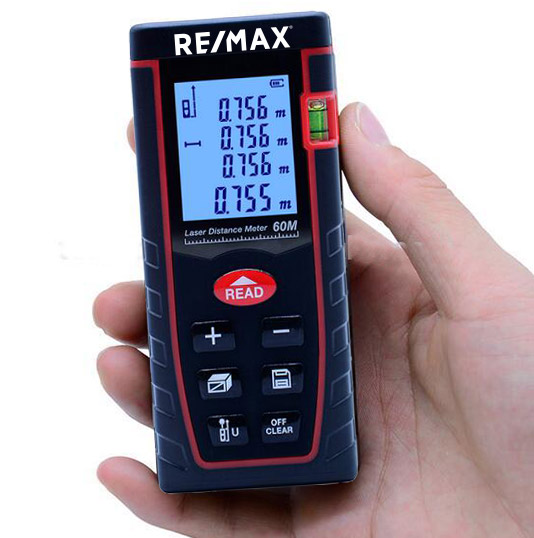 60M Handheld Digital Laser Distance Meter
