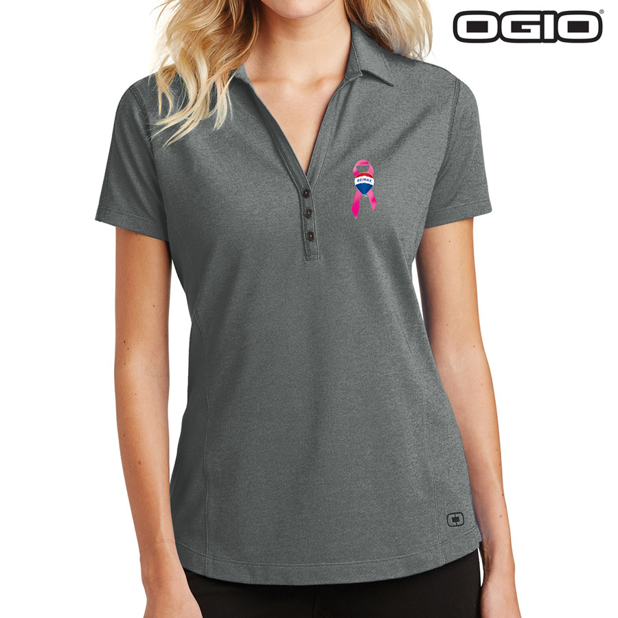 OGIO® Ladies' Onyx Polo - Awareness