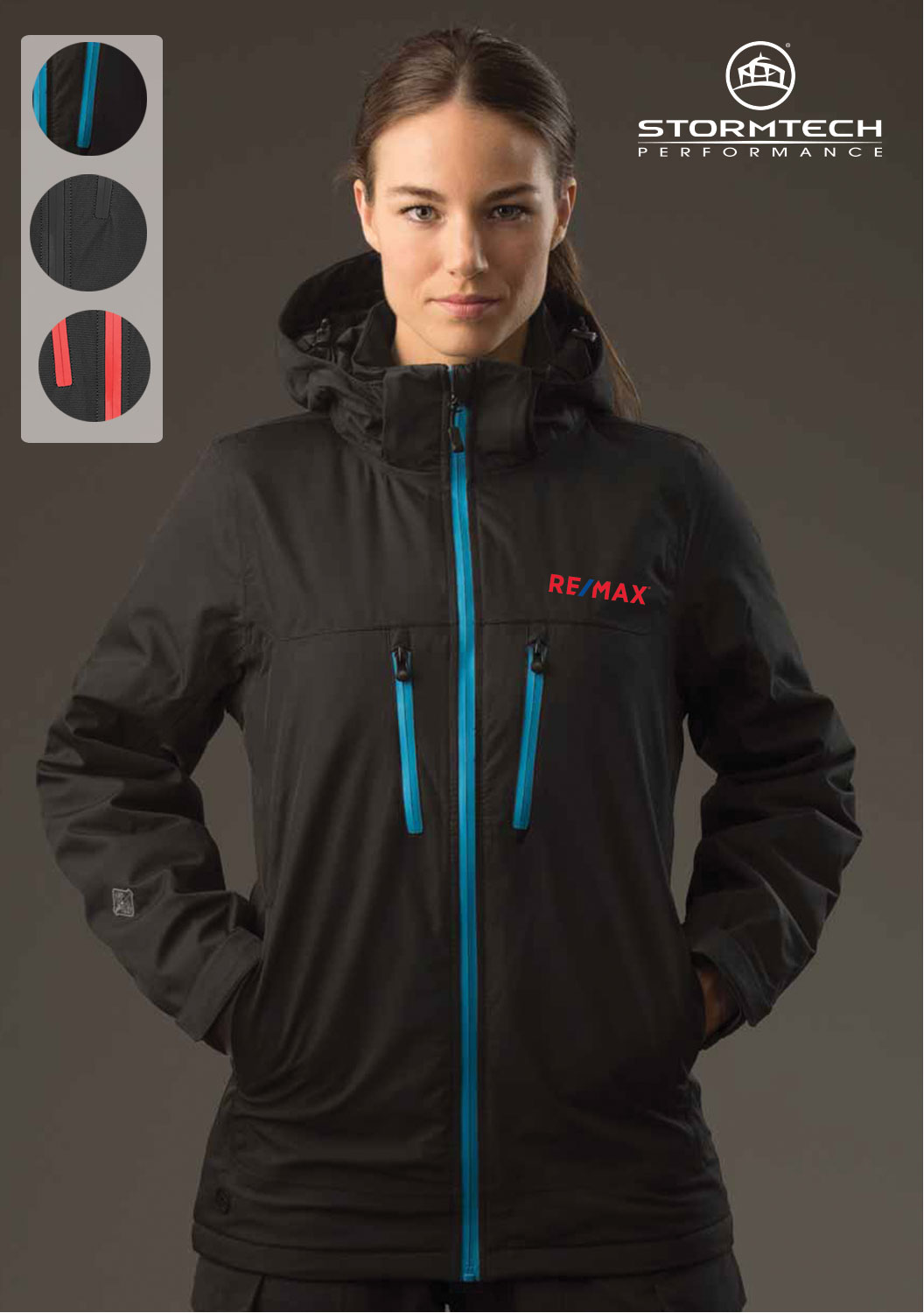 STORMTECH Women's Snowburst Thermal Shell Jacket