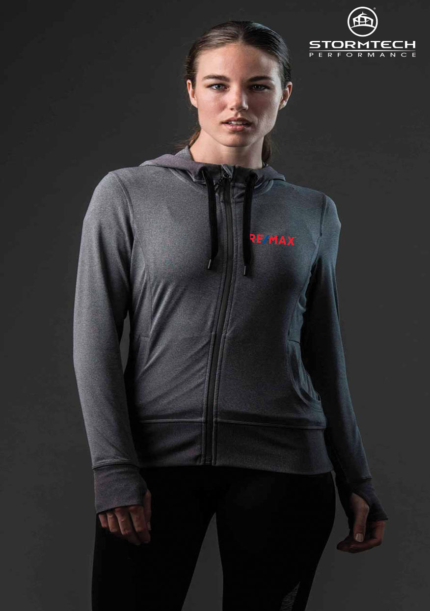 Stormtech Women's Lotus Zip Hoody