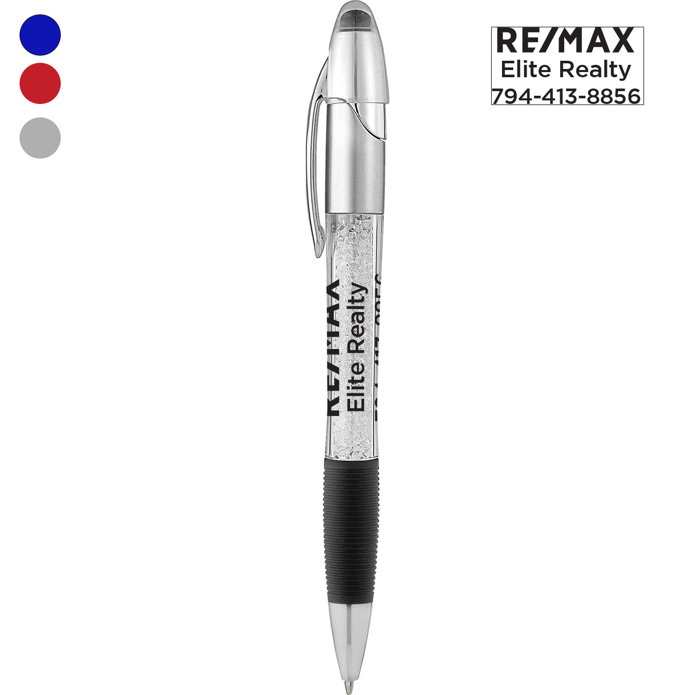 Crystal Light Stylus Pen - Glamour - Personalized