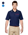 Extreme Men's Eperformance™ Propel Interlock Polo with Contrast Tape