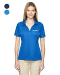 Extreme Ladies' Eperformance™ Propel Interlock Polo with Contrast Tape