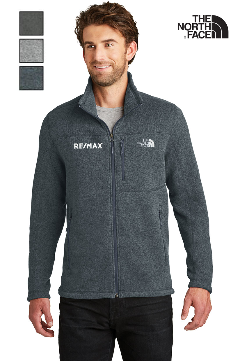 The North Face® Men's Sweater Fleece Jacket R11046
