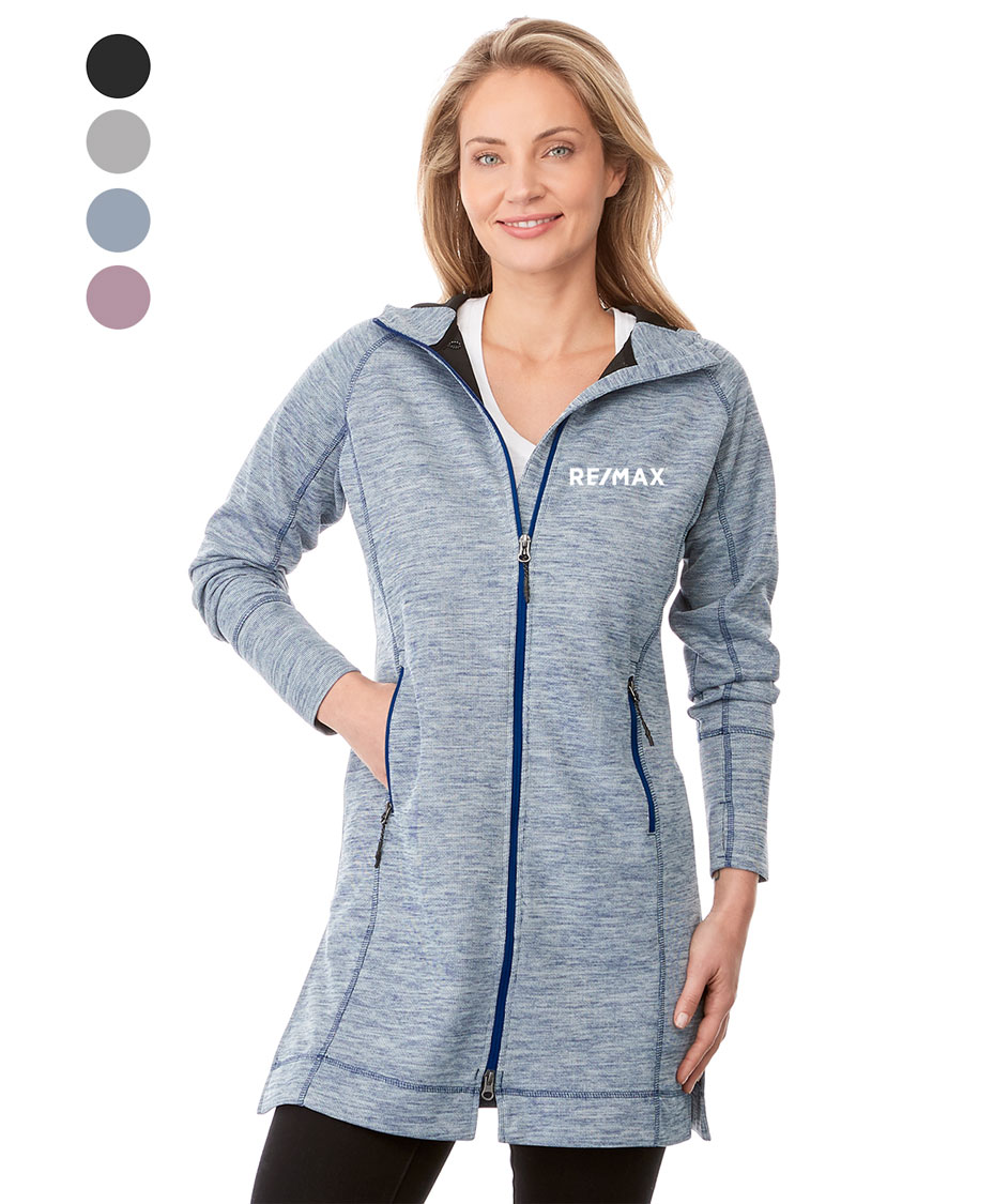 Ladies' ODELL Knit Zip Hoody