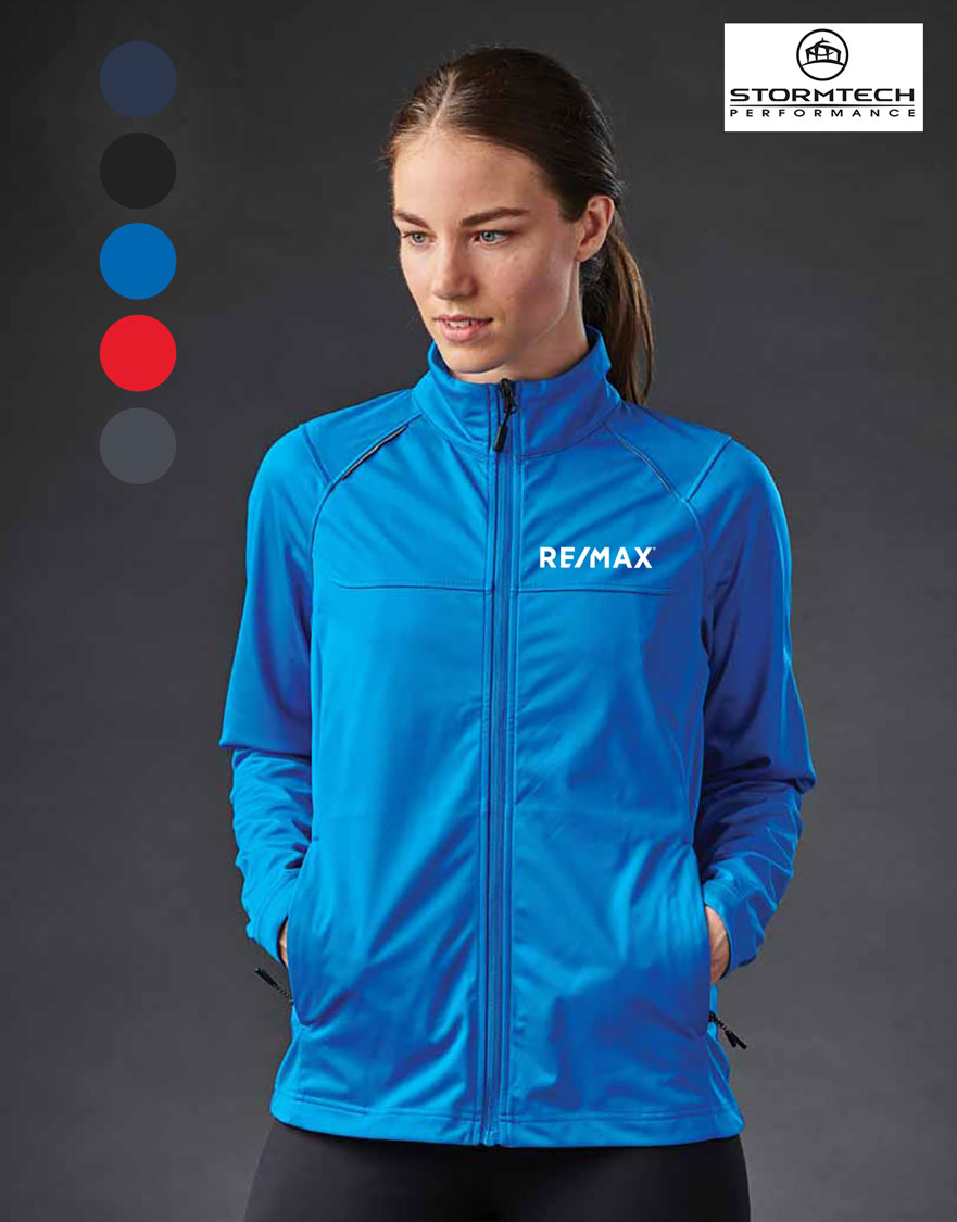 Women's Greenwich Lightweight Softshell Jacket