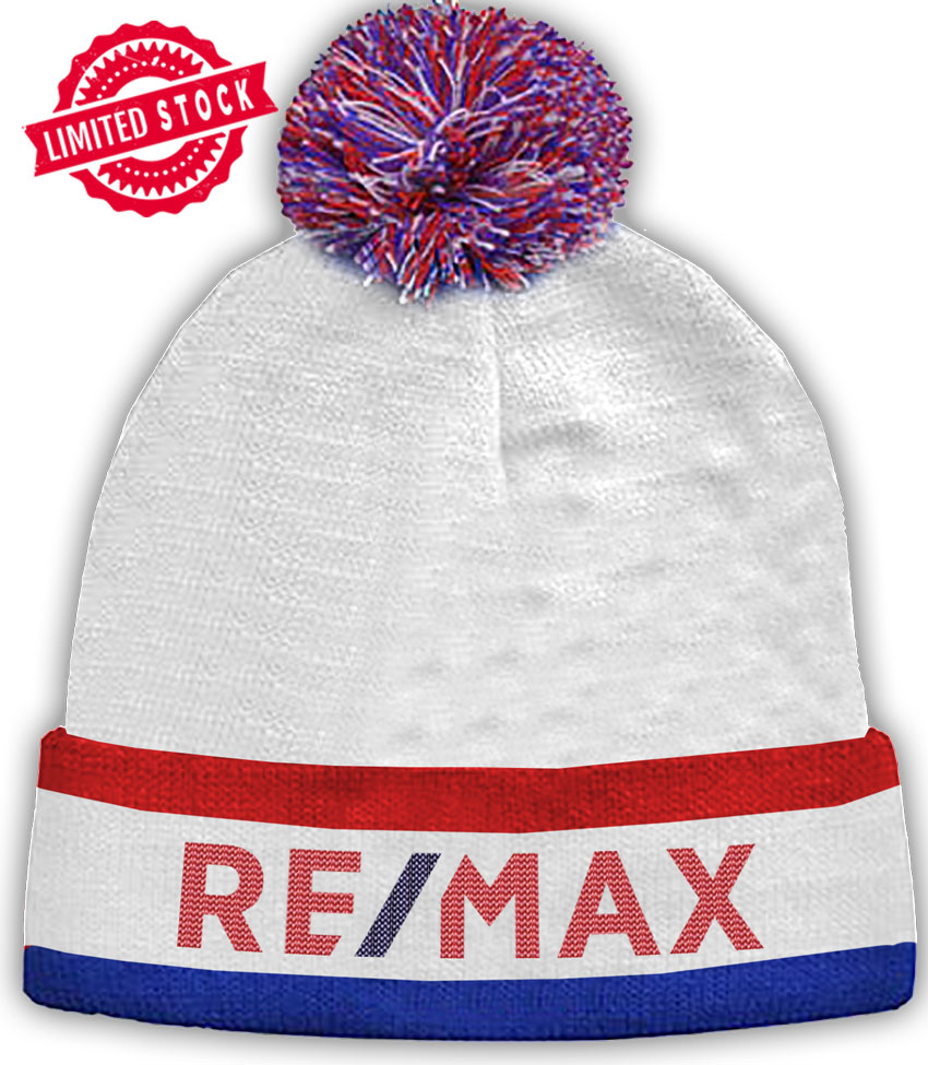 The 2019 RE/MAX Holiday Beanie