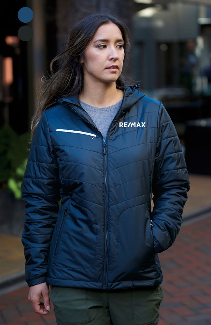 New Premium Collection Ladies' Urban Insulated Puffer Jacket