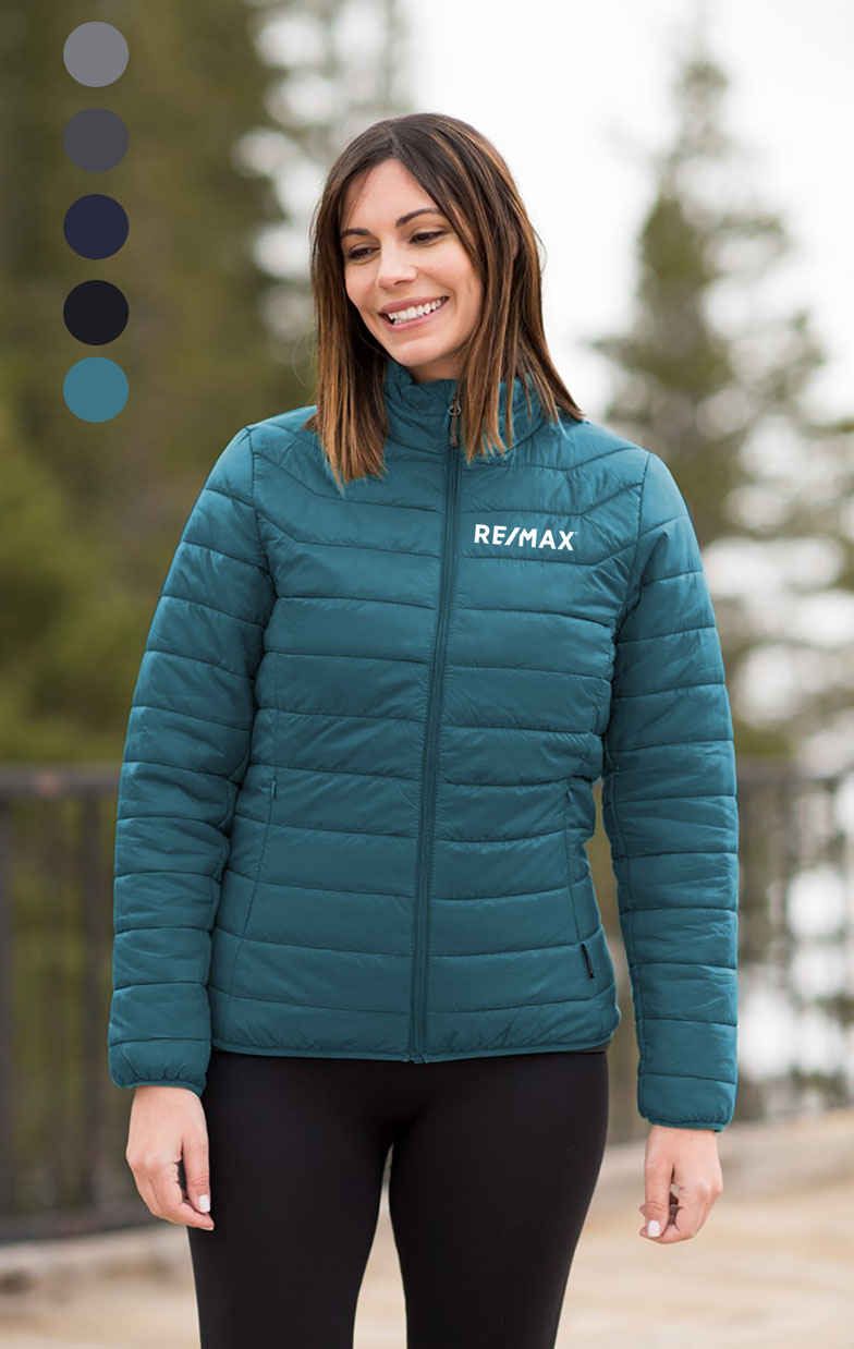 New Premium Collection Ladies' Puffer Jacket