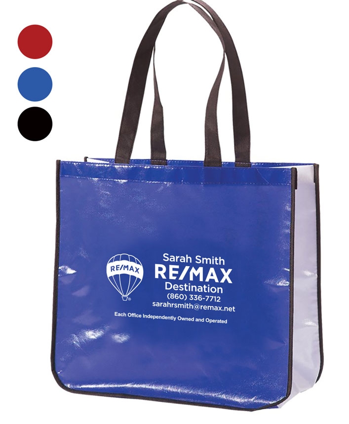 Large Retailer Tote Bag - Personalized