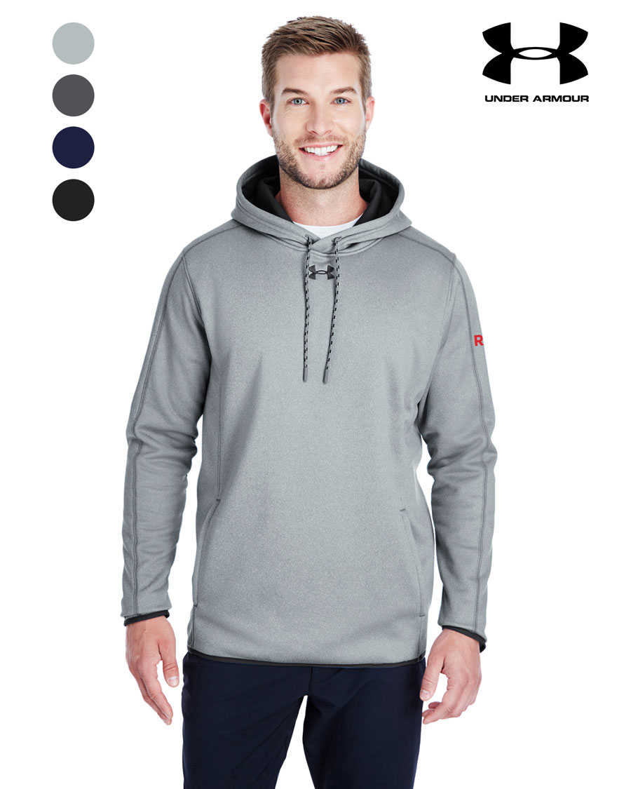 Under Armour Men's Double Threat Armour Fleece® Hoodie
