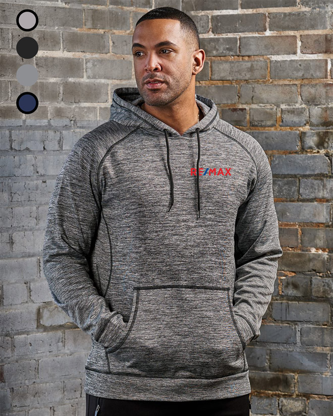 UNISEX PERFORMANCE FLEECE PULLOVER
