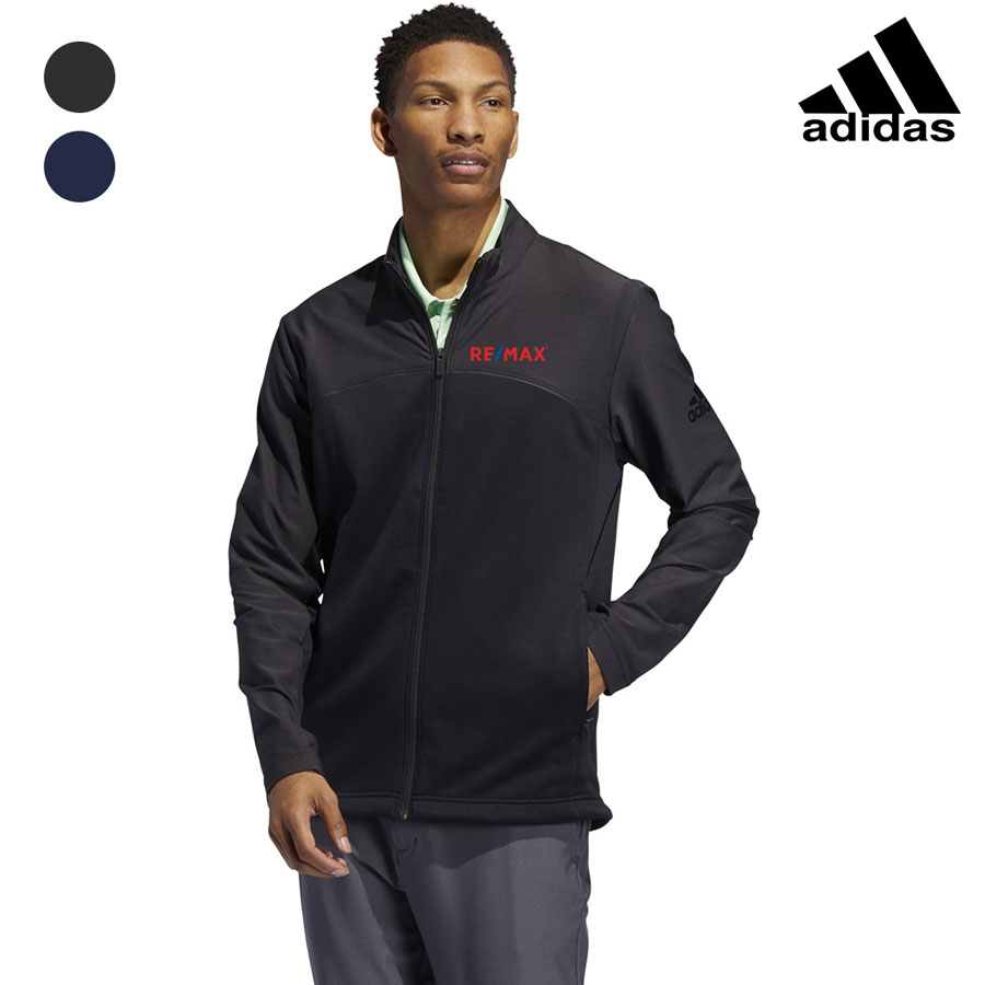 Adidas MEN'S GO-TO FULL ZIP JACKET