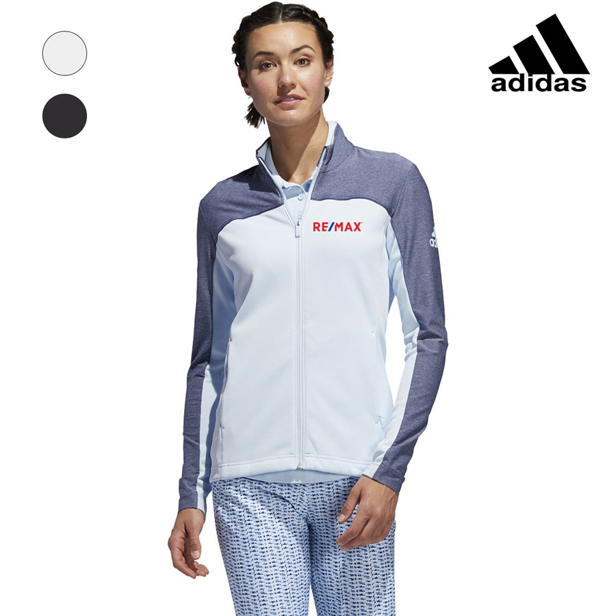 Adidas WOMEN'S GO-TO FULL ZIP JACKET