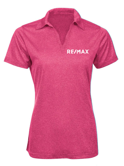 Ladies' HEATHER ProFORMANCE SPORT SHIRT