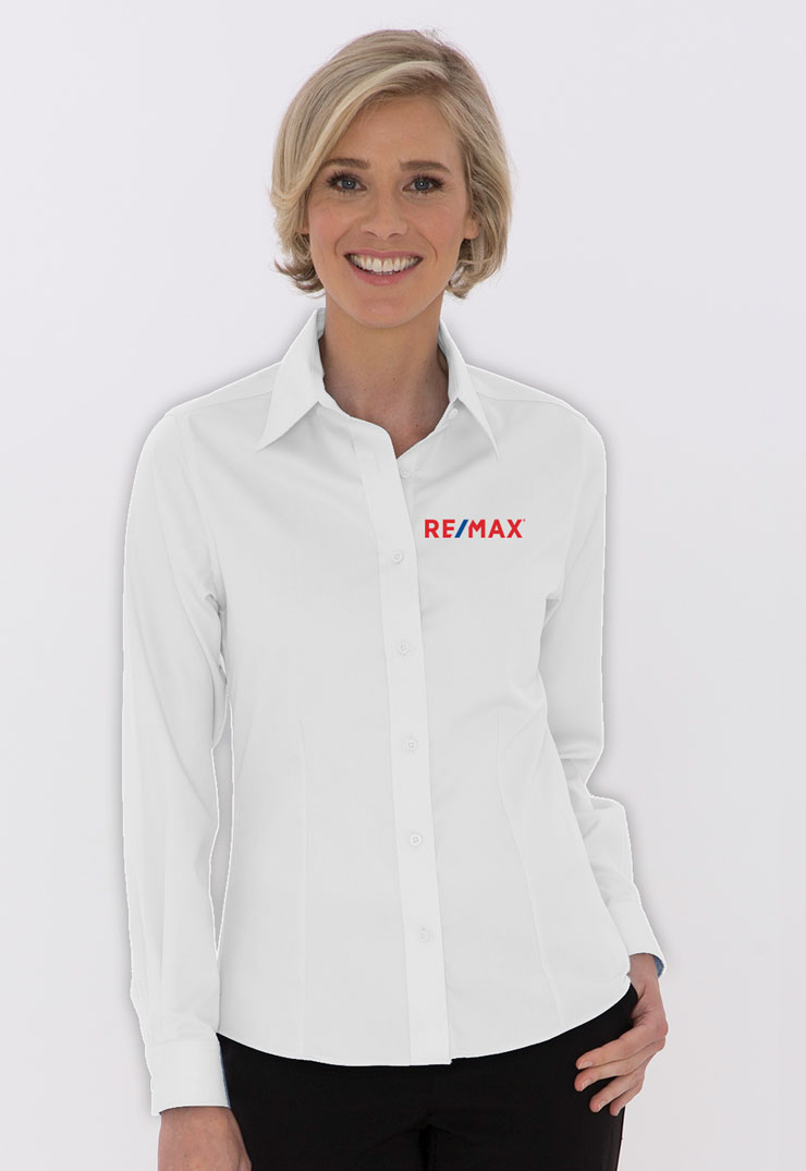 Ladies' Non-Iron Twilll Shirt