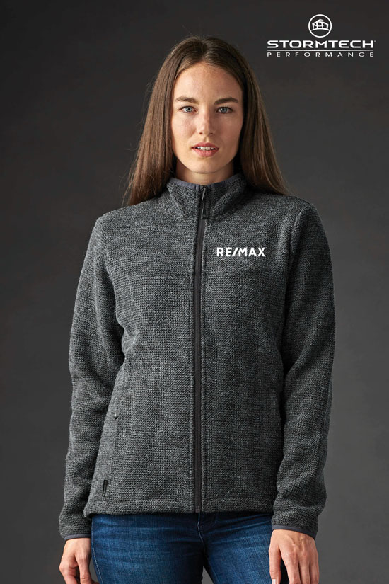 Women's Stormtech Kodiak Knit Jacket