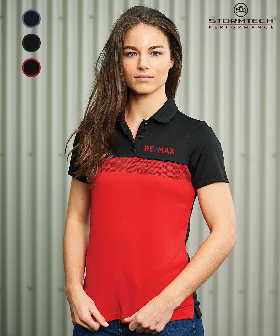 Women's Stormtech Equinox Performance Polo