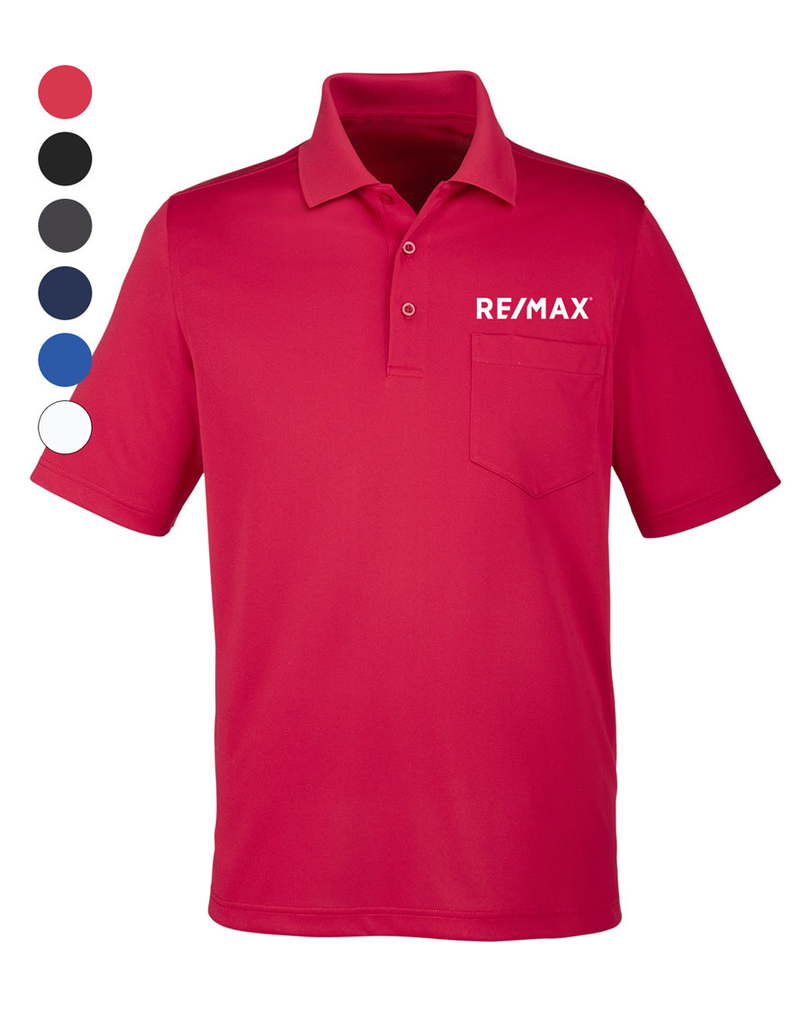 Men's Advantage Snag Protection Plus IL Pocket Polo