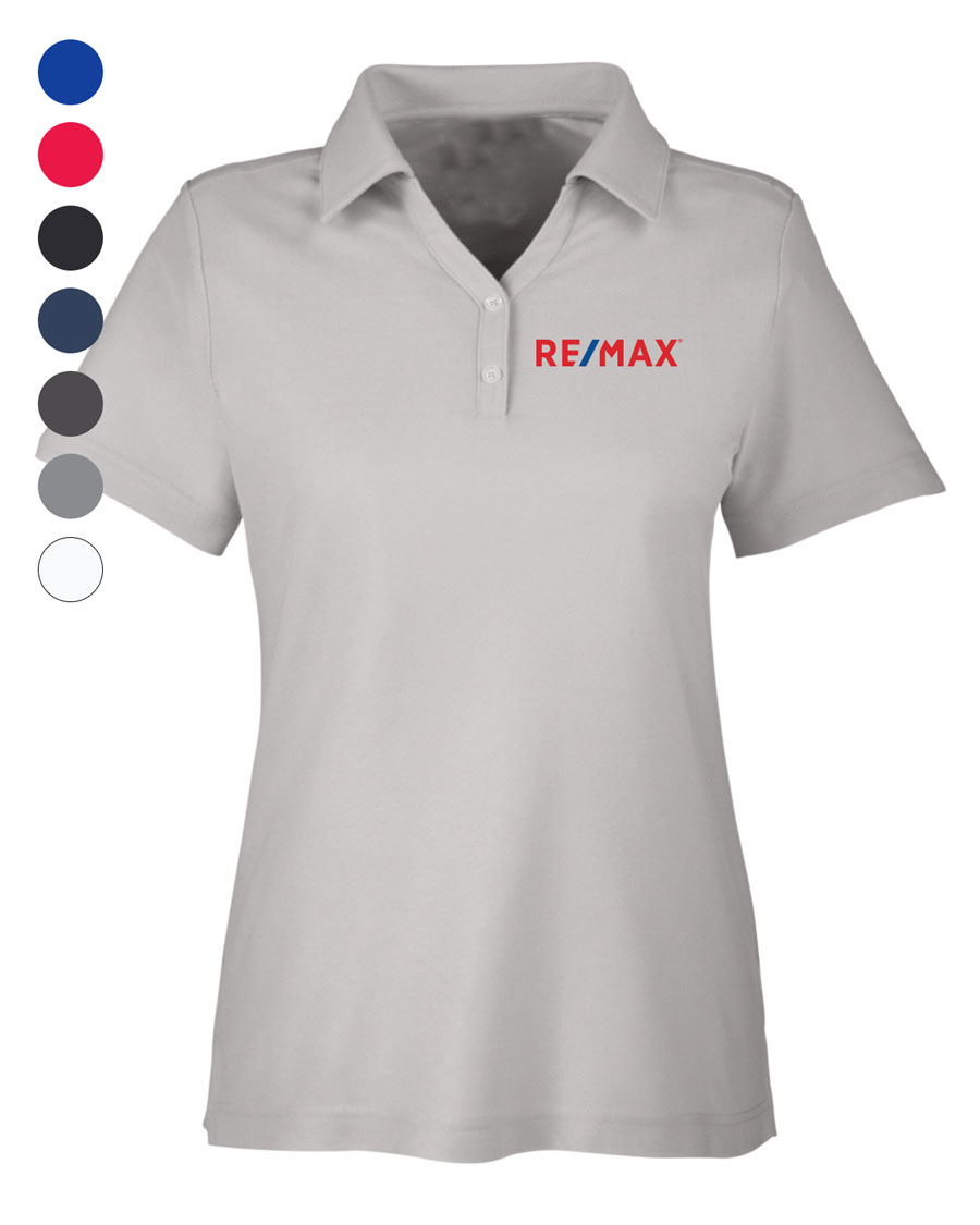 Ladies' Fusion ChromaSoft™ Pique Polo