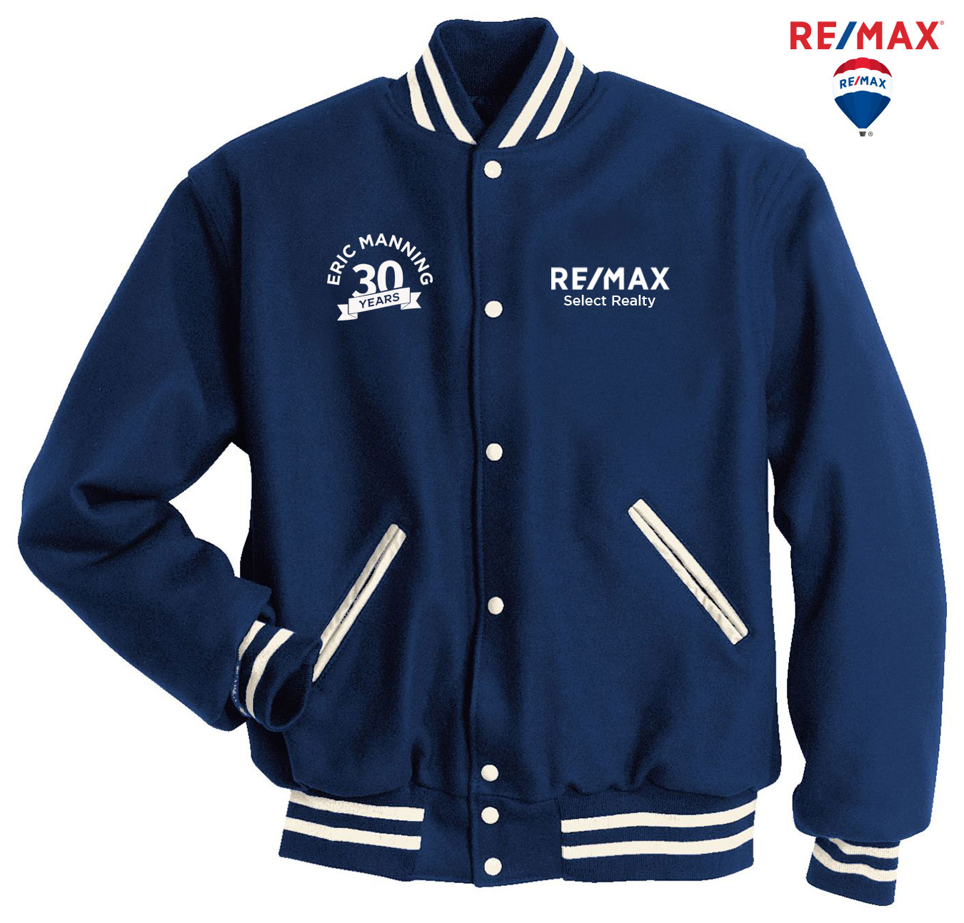 Adult Letterman Jacket - THE ANNIVERSARY/AWARDS JACKET COLLECTION