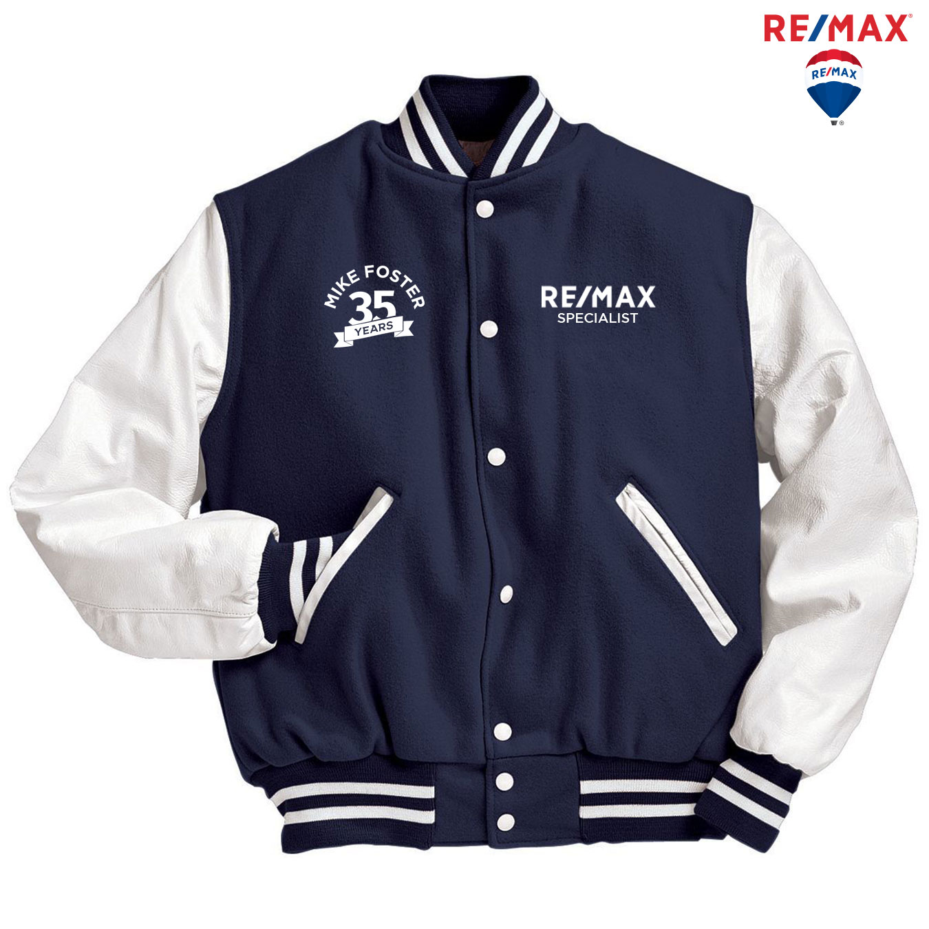 Adult Varsity Jacket - THE ANNIVERSARY/AWARDS JACKET COLLECTION