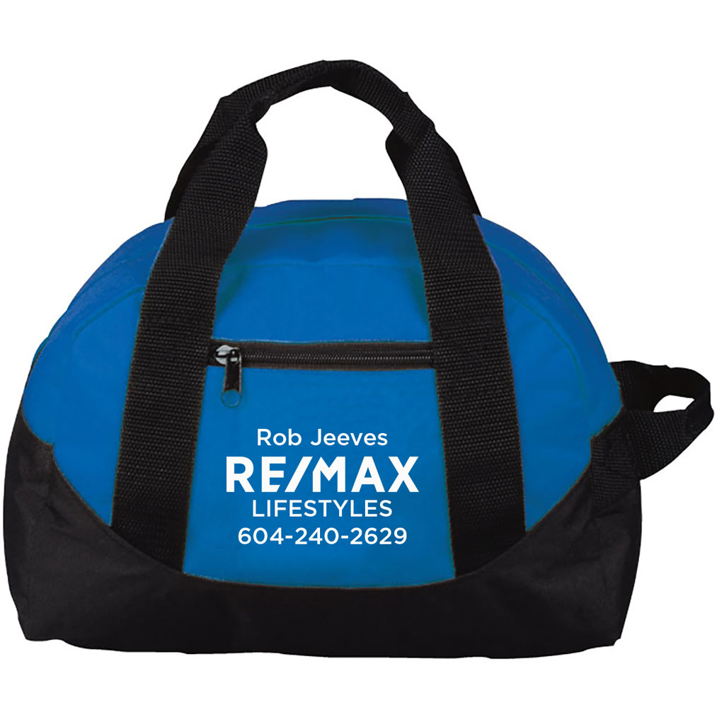 Mini Duffle Bag - RE/MAX Balloon - Personalized
