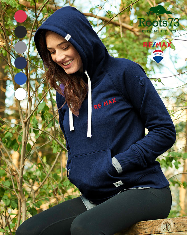 Women's MAPLEGROVE Roots73 Flc Hoody