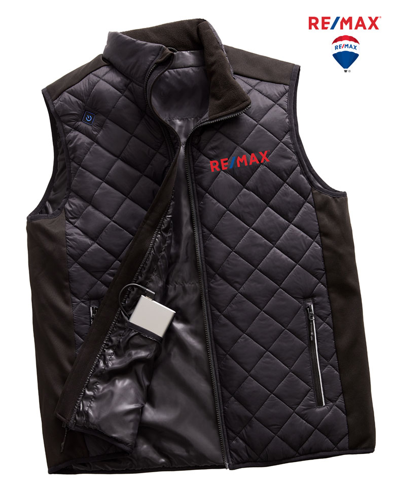 Men's SHEFFORD Vest w/ Power BANK