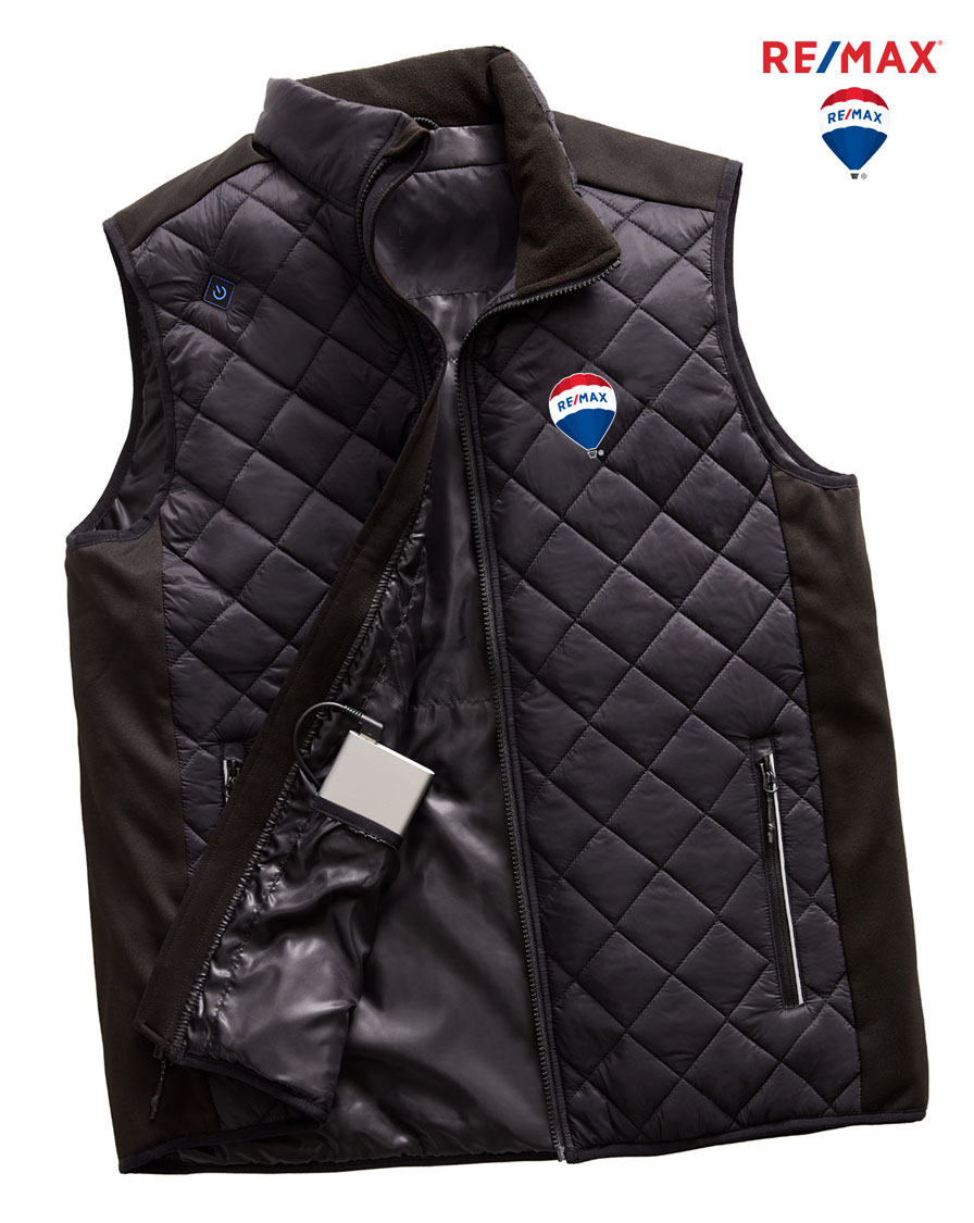 Women's SHEFFORD Vest w/ Power BANK