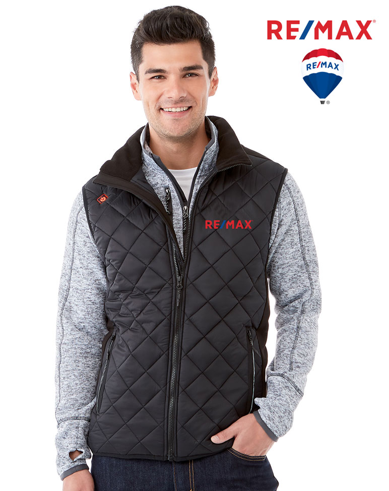 Mens SHEFFORD Heat Panel Vest