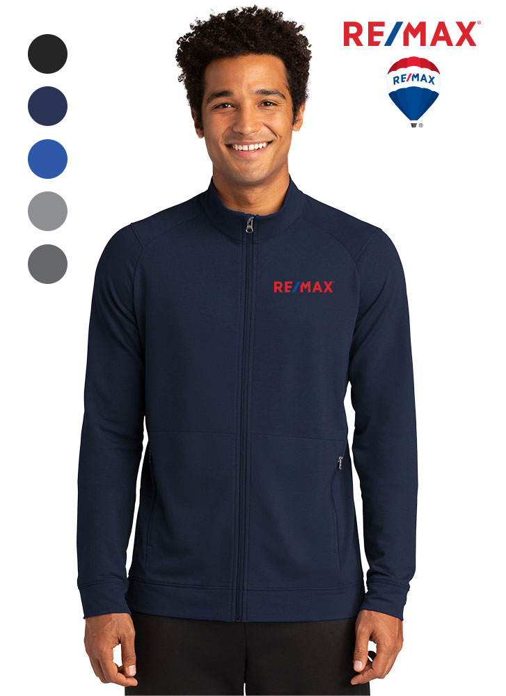 Sport-Tek ® Sport-Wick ® Flex Fleece Full-Zip